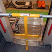 ... and double door format. The barriers can easily be fitted with a number of end fitting types to suit a wide variety of locations and situations found in ... & Carriage door barriers - AV Access - Access Equipment for Rail ... Pezcame.Com