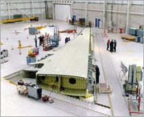 Wing access