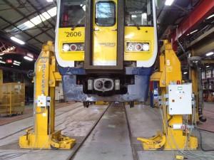 AV Access Rail Jacks