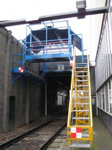 OHL_Access_Gantry