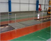 Pit bridging boards