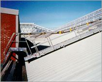 Roof Mounted Walkways
